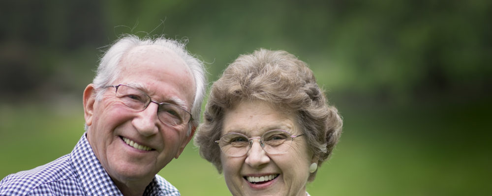 photo of older couple